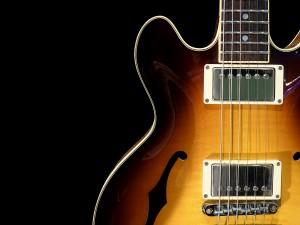 bigstock-Vintage-Electric-Guitar-48303260