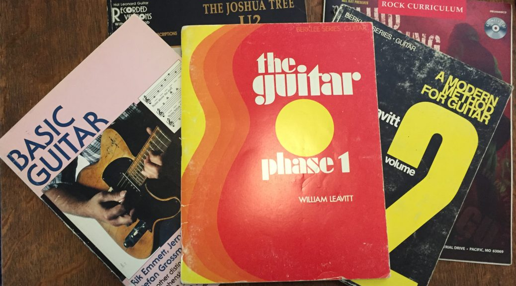 Guitar Method Books