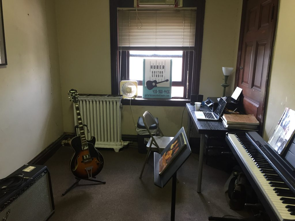 Huber Guitar Studio